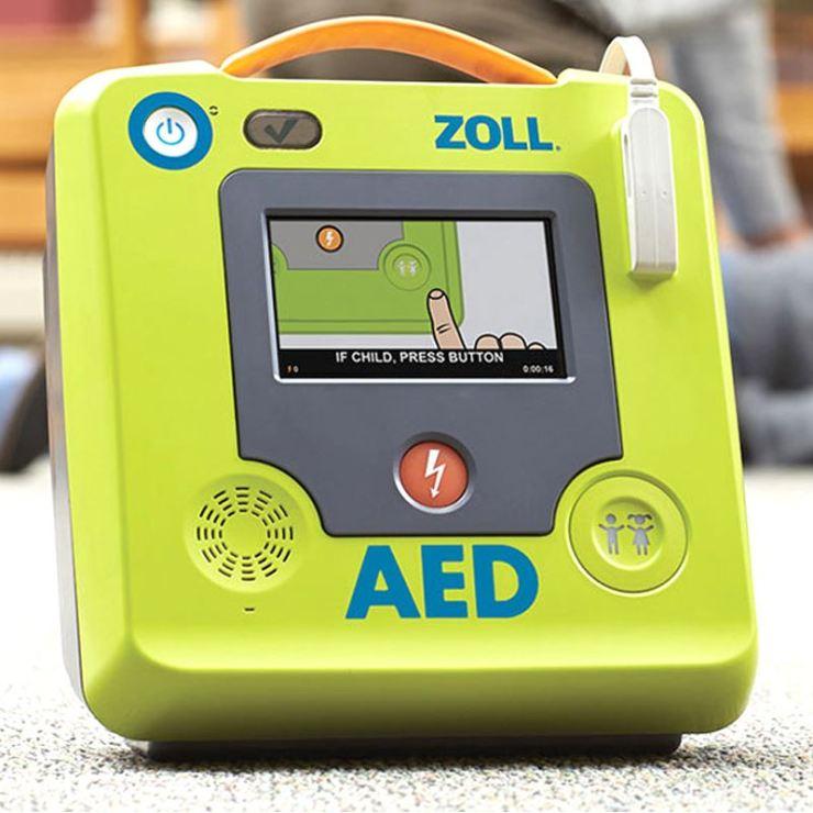 Défibrillateur AED 3