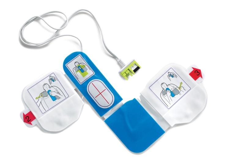 Électrodes Adulte CPR-D Padz