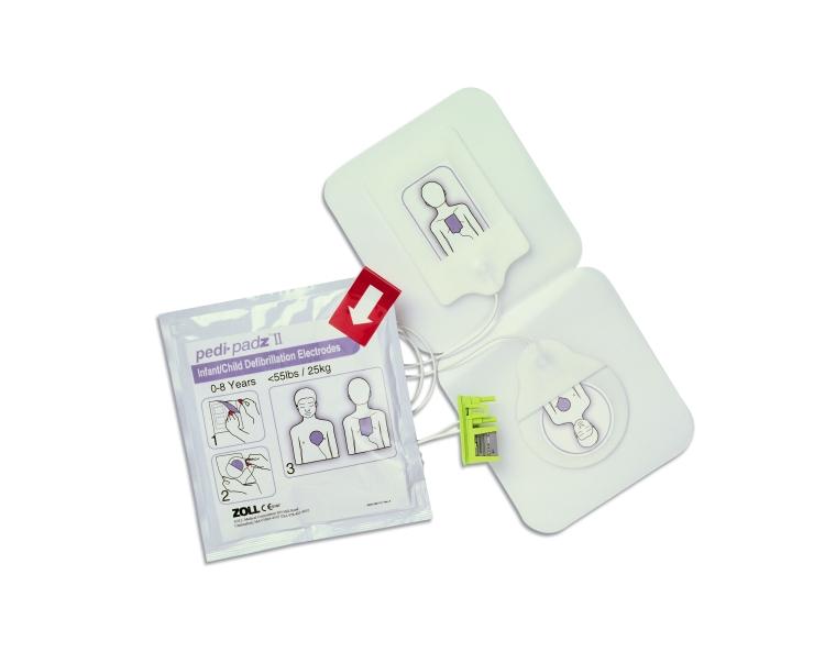Électrodes Enfant Pedi-Padz II