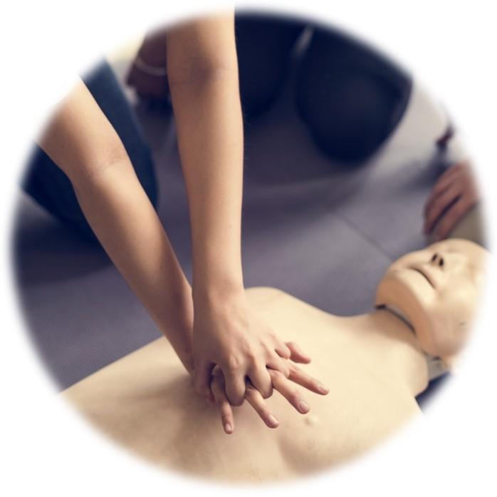 Formation à l'utilisation du défibrillateur et à la Réanimation Cardio-Pulmonaire