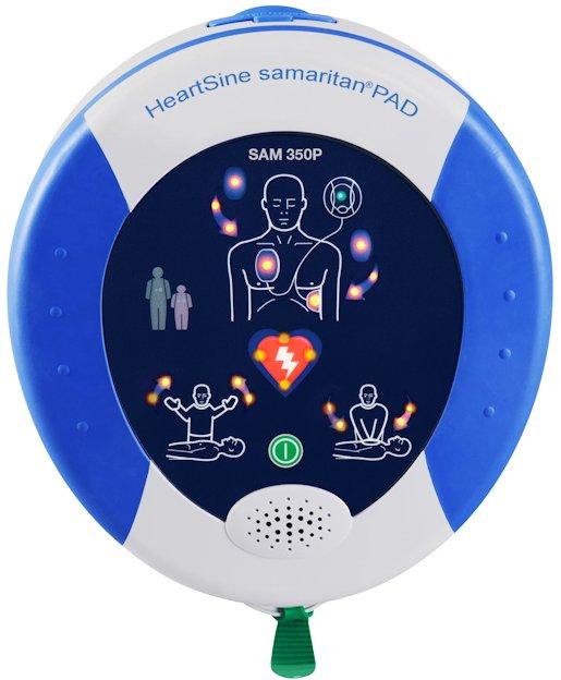 Défibrillateur SAM PAD 350P