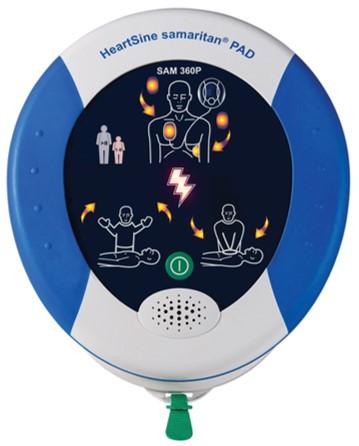 Défibrillateur SAM PAD 360P