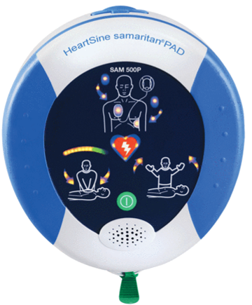 Défibrillateur SAM PAD 500P